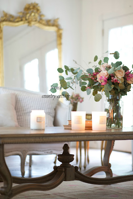 Charming French Style Tables