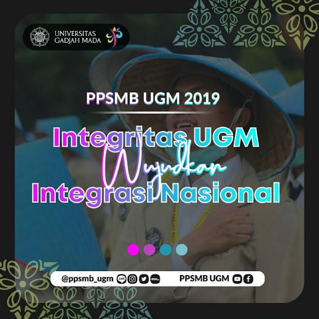 TEMA BESAR PPSMB UGM 2019