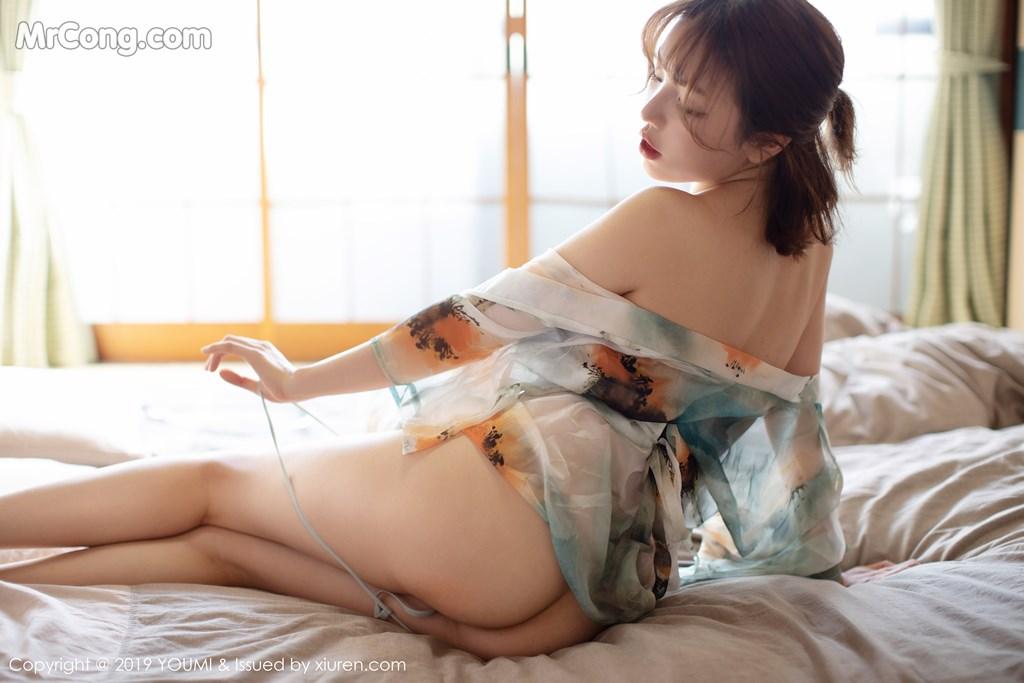 Image YouMi-Vol.267-Huang-Le-Ran-MrCong.com-033 in post YouMi Vol.267: Người mẫu Huang Le Ran (黄楽然) (65 ảnh)