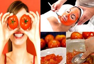 manfaat masker tomat untuk kulit wajah
