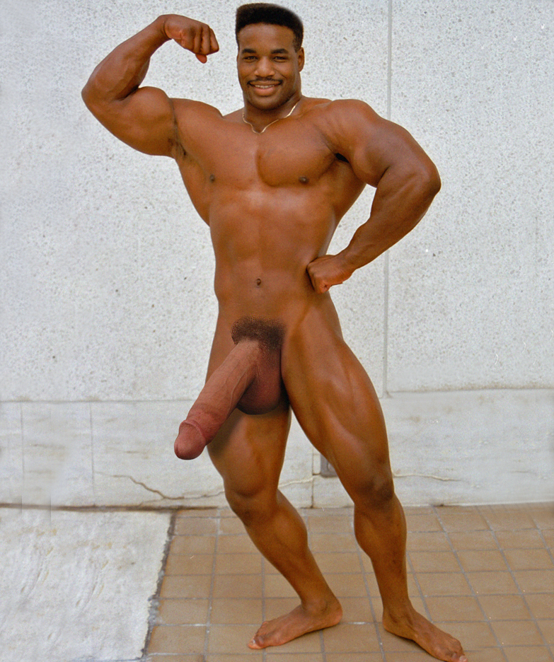 Young Nude Bodybuilders