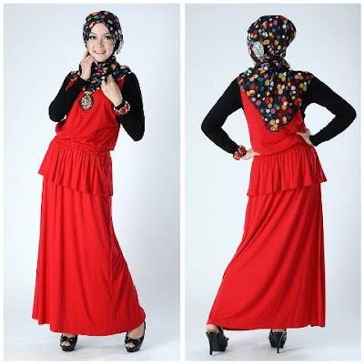 Fashion Hijab Untuk Orang Pendek 8