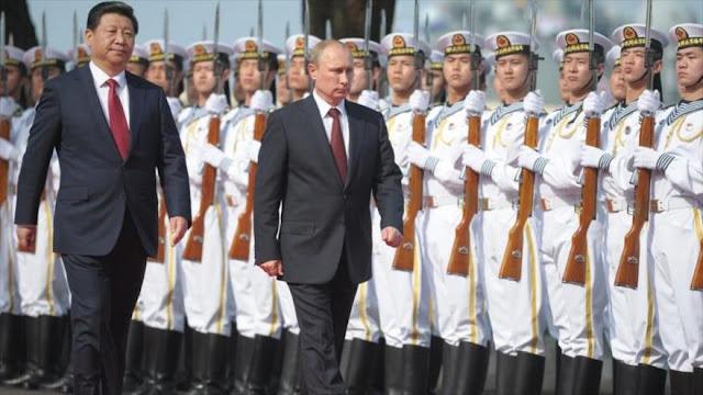 """""""Formación de alianza militar entre Rusia y China es probable"""""""