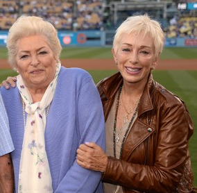 Picture of Laura Lasorda with her mom
