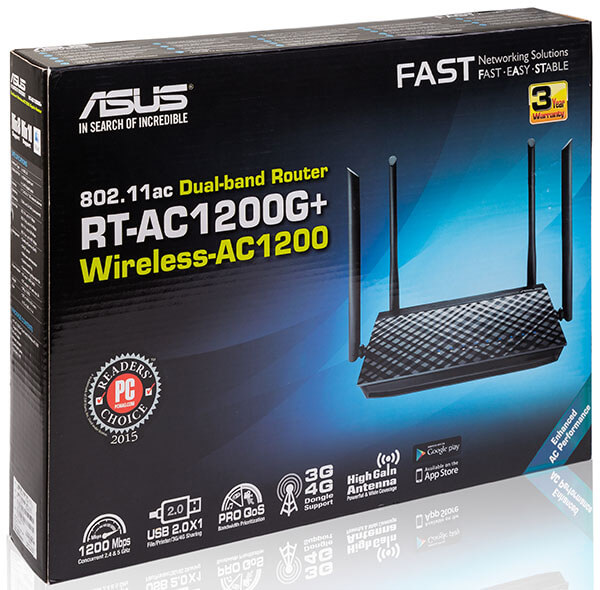 asus rt ac1200g review