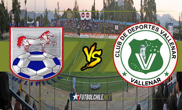 Deportes Melipilla dio el primer golpe en la final de la segunda división ascenso ida tras derrotar 1-0 a Deportes Vallenar