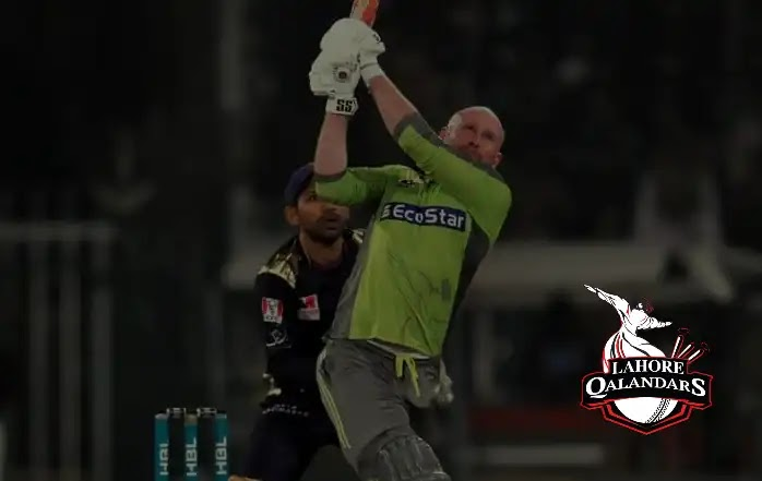Lahore Qalandars break their 6 year old record