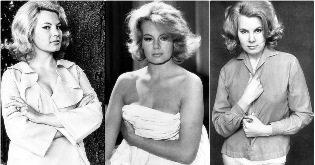 English Classic Bombshell: 28 Glamorous Photos of Molly Peters in the 1960s