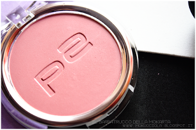 review GLOW TOUCH  COMPACT BLUSH - TOUCH OF HIBISCUS N 015