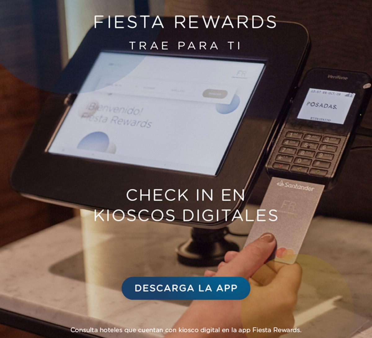 POSADAS KIOSCOS DIGITALES HOTELS CHECK IN 02