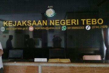 Beredar Kabar Kasus LPJU Sudah Dilimpahkan Ke Pengadilan
