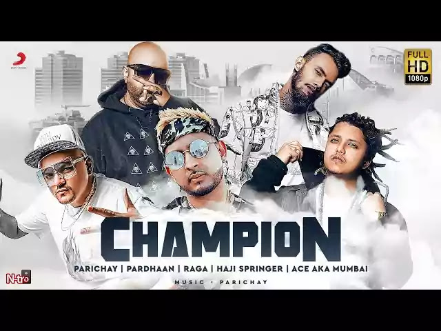 Champion Lyrics - Parichay