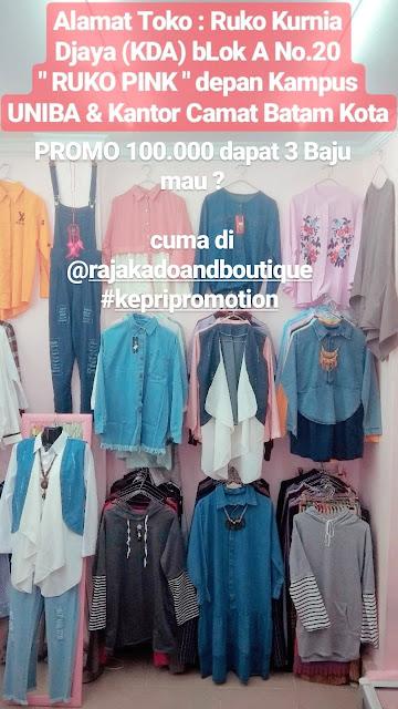 TERBARU - Promo Raja Kado and Boutique Batam Bantal Hadiah