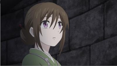 Kakuriyo no Yadomeshi Episode 12