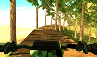 Downhill Bike Simulator MTB 3D android apk