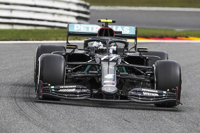 2020 Belgian Grand Prix, Friday - LAT Images
