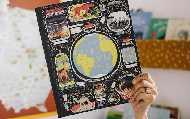 Edukacyjne książki dla dzieci (i dorosłych) - część 4: kosmos, człowiek, nauka - CZYTAJ DALEJ
