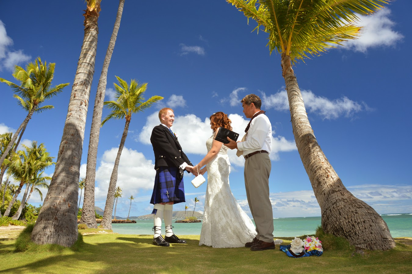 Deluxe Oahu Wedding