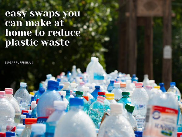 Plastic Free July - easy swaps you can make to reduce plastic in your home