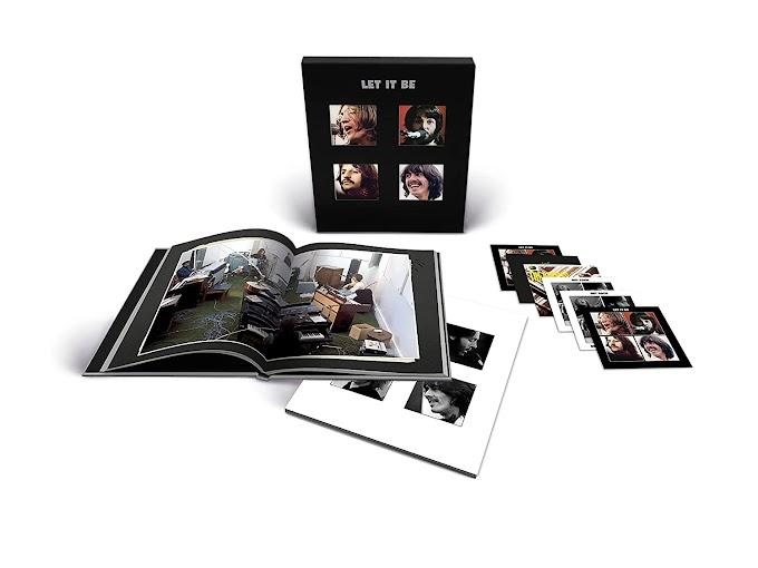 ビートルズのアルバム『Let It Be』スペシャル・エディション2021年10月15日世界同時発売