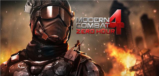 Modern Warfare 4: Zero Hour