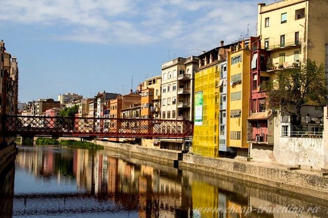Канал в Испании
