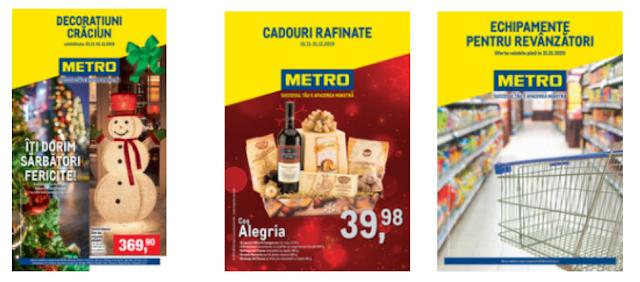 METRO cataloage-brosuri