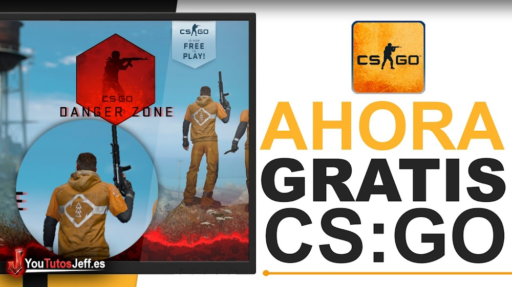 Descargar Counter Strike Gobal Offensive Gratis - Nuevo Free To Play