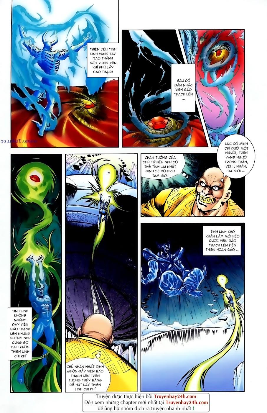 Cơ Phát Khai Chu Bản chapter 98 trang 5