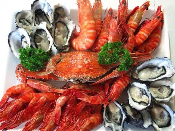 Alahan terhadap seafood