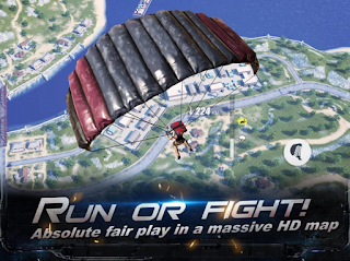 RULES OF SURVIVAL - PUBG for Android APK+DATA - AndroidGamesOcean screenshot