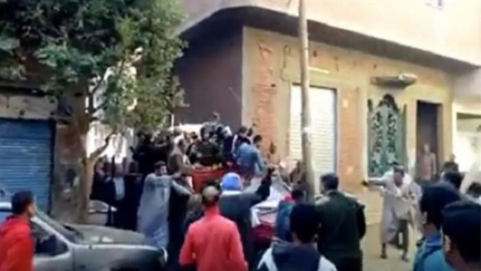 بلاغ للنائب العام ضد محافظ المنيا ومدير الأمن بخصوص أحداث منشآة الزعفرانة