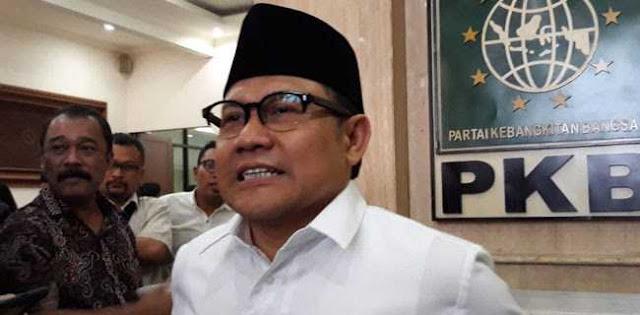 Hormati MK, Kenegarawanan Prabowo Dipuji Cak Imin