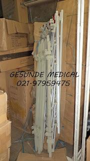 Side Rail Hospital Bed