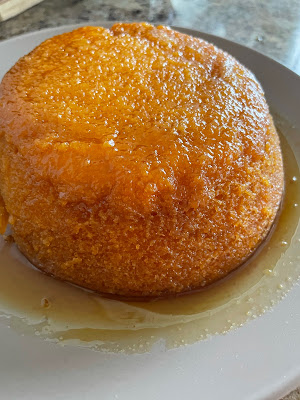 Easy Gluten Free Steamed Treacle Pudding