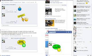 Memasang Emotion Lucu di Kolom komentar dan Chat Facebook 1