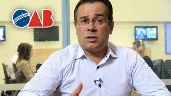 prefeito sp apresenta advogado oab estagiario