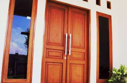 Model Pintu Rumah Sederhana Minimalis