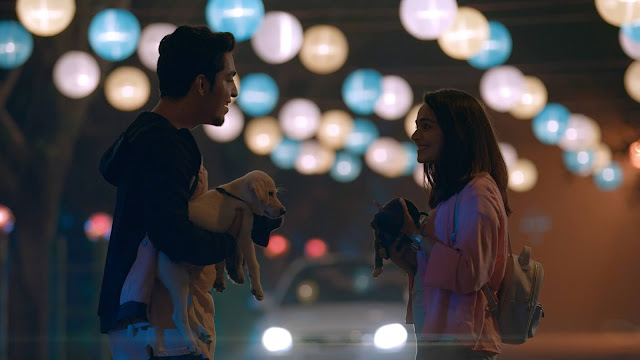 College Romance Season 2 HD Pictures - Valentine Day Surprise