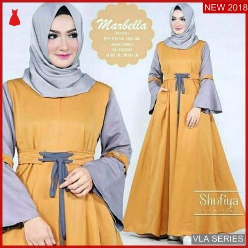 VLA078M111 Model Dress Marbella Terbaru Murah BMGShop