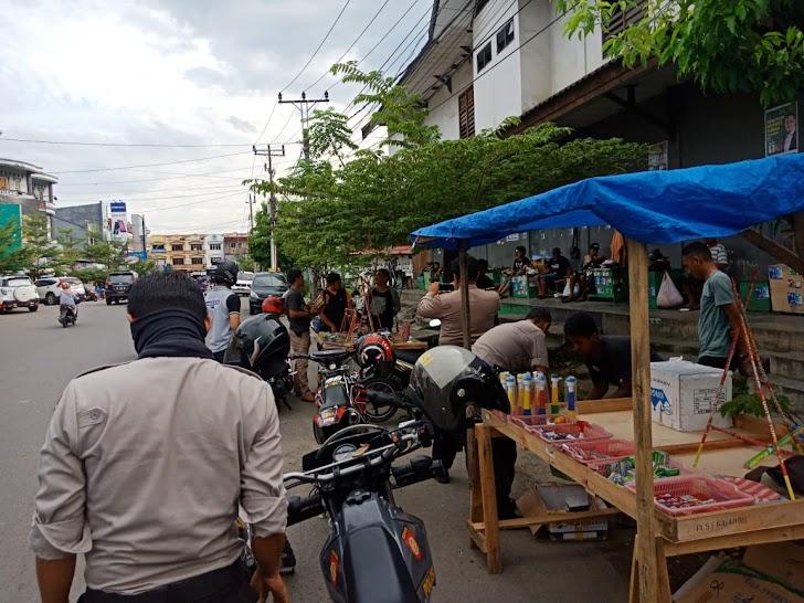 Polres Palopo, Gelar Operasi Petasan Untuk Kenyamanan Pergantian Tahun 2018 Ke 2019