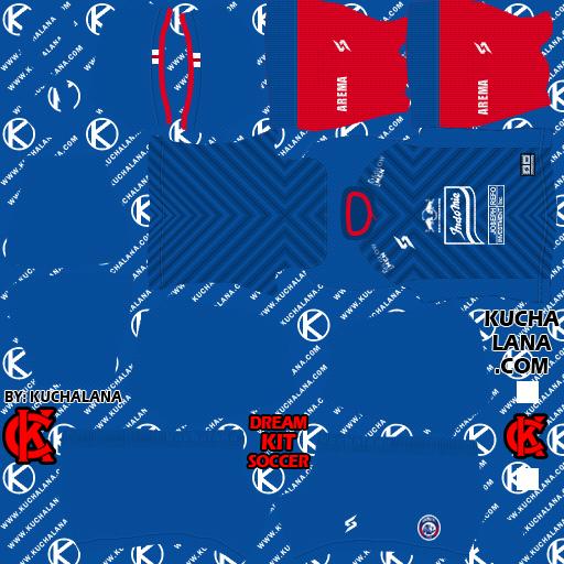 Arema FC 2020 Kit - DLS20 Kits