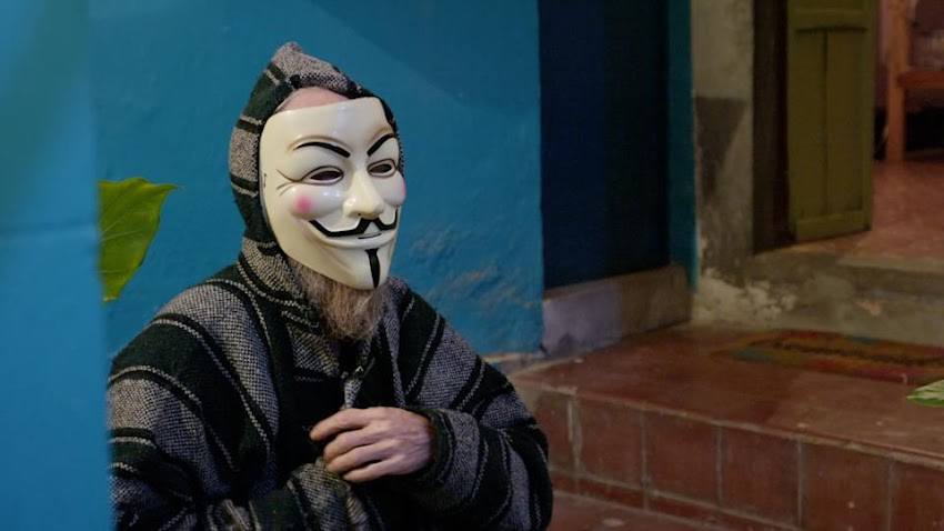 The Face of Anonymous | Review | Hot Docs Documentary Festival 2021