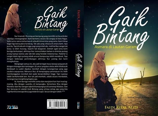 Novel Gaik Bintang