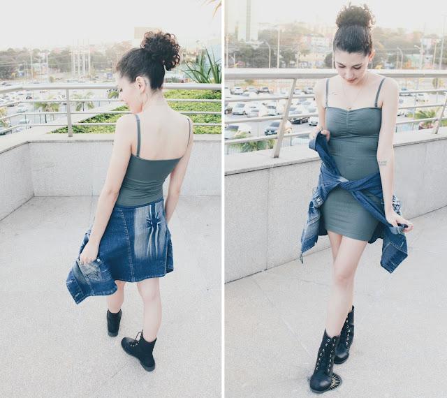 Jewel Toned Cinta Modeladora