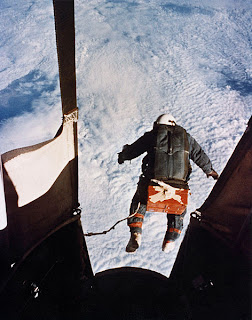Joe Kittinger, Felix Baumgartner, red bull