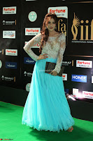 Telugu Actress Angela Krislinzki in transparent top at IIFA Awards 2017 Exclusive 01.JPG