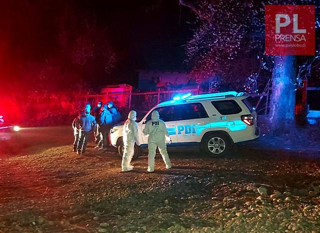 Confirman identidad y causa de muerte de joven encontrado en el río Rahue