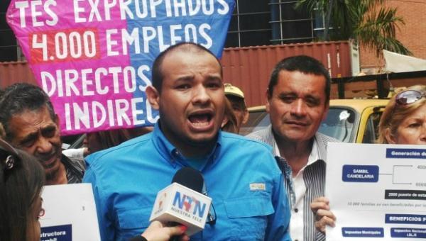 Tribunal militar privó de libertad al periodista Carlos Julio Rojas por dirigir protestas en La Candelaria