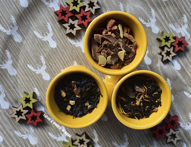 Tés e infusiones de Navidad de Tea Shop